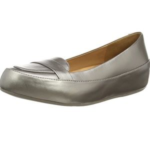 FitFlop Sz 39/8 Due Pop Loafer